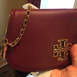 Tory Burch Britten Clutch